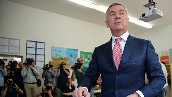 Президентские выборы в Черногории