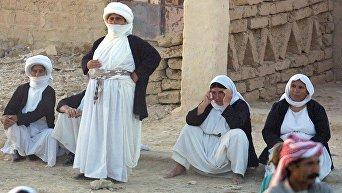 Курдские женщины