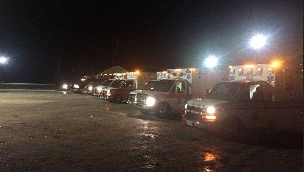 Семь человек погибли впроцессе  потасовки  заключённых водной изамериканских тюрем