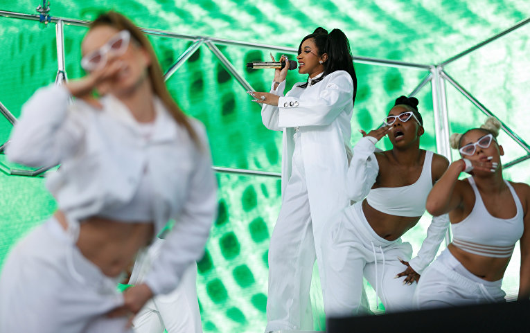 Coachella-2018: фестивальный сезон открыт