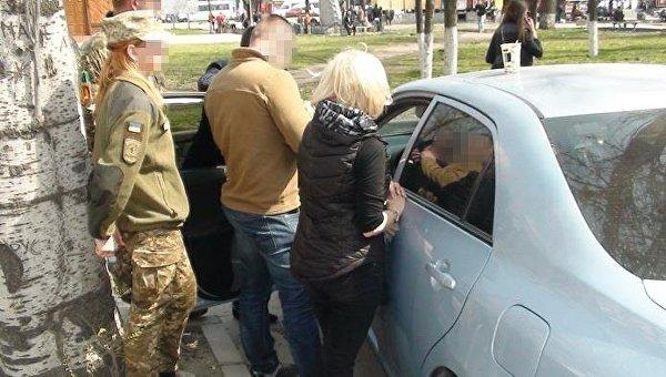 СБУ задержала черных риелторов