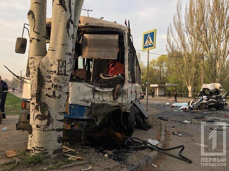 Масштабная Авария в Кривом Роге: погибли 8 человек