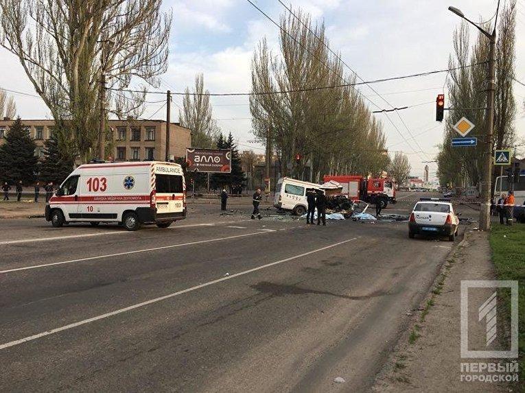 Последствия масштабной аварии в Кривом Роге: погибли 8 человек