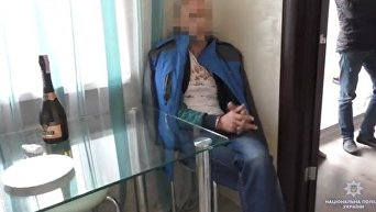 Педофил в Николаеве. Видео