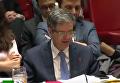 Заседание Совбеза ООН по делу Скрипалей. Видео
