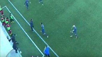 Тренер Юрий Максимов спровоцировал драку во время матча Кубка Азербайджана