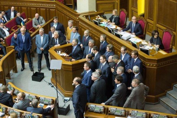 Рада поддержала обращение Порошенко к Вселенскому патриарху Варфоломею о предоставлении автокефалии УПЦ