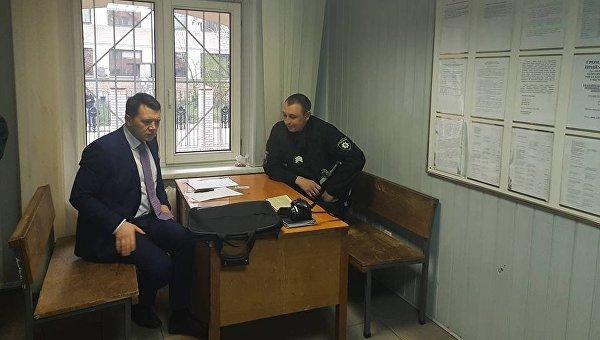 Адвокат Виктора Януковича Игорь Федоренко