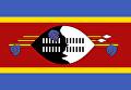 Флаг Свазиленда (Исватини)