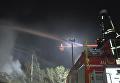 Появились кадры пожара на свалке в Хмельницком. Видео