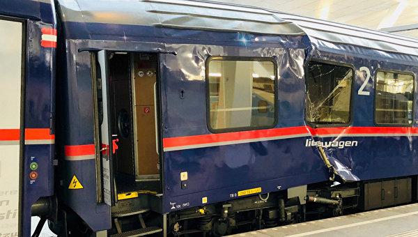 При столкновении поездов в Зальцбурге пострадали более 50 человек