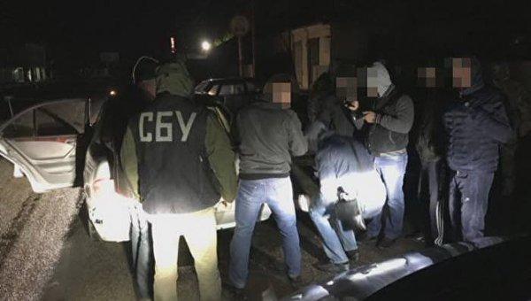 В Днепропетровской области поймали банду, выдававшую себя за полицию