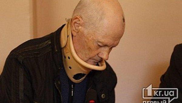 Обвиняемый в ДТП в Кривом Роге пенсионер