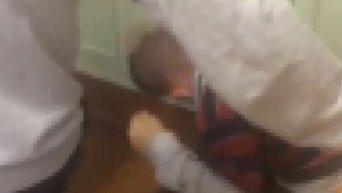 В России школьники сняли на видео жесткое избиение хохла-изгоя - СМИ