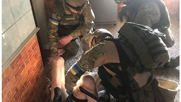 Спецоперация полиции в Винницкой области