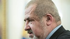 Глава Меджлиса крымскотатарского народа Рефат Чубаров