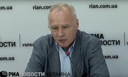 """Рудяков: """"церковное обращение"""" Порошенко — это прямое объявление войны"""