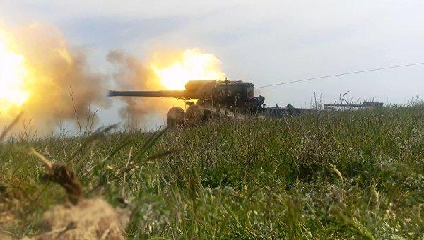 Военно-морские силы ВС Украины провели учения