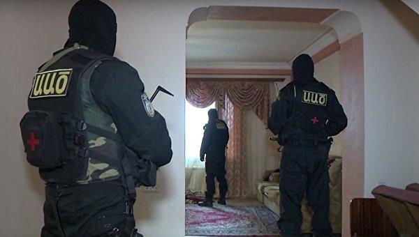Сотрудники службы нацбезопасности  Армении