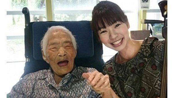 Японка Наби Тадзима