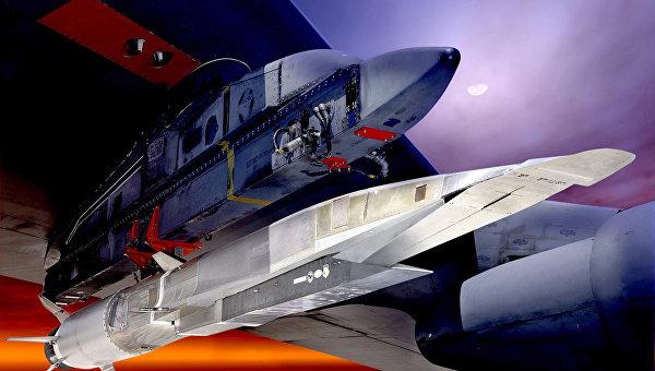 ВС США заключили контракт с Lockheed Martin для разработки прототипа новой гиперзвуковой крылатой ракеты