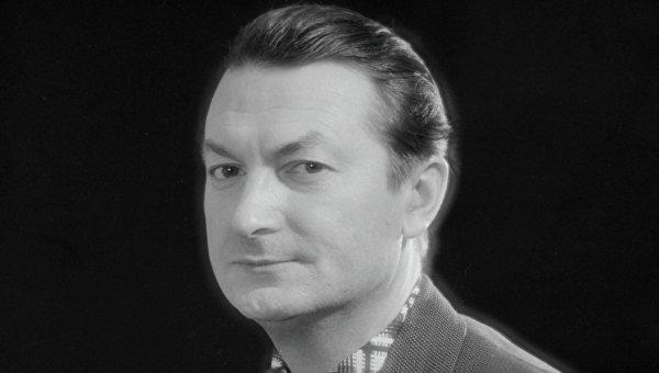 Актер Георгий Вицин