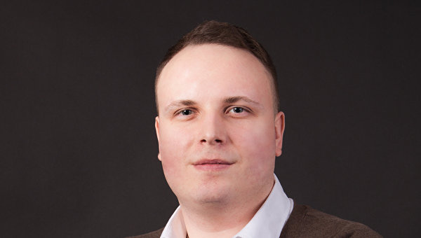 Эксперт по анализу политики общественной организации Transparency International Украина Александр Калитенко