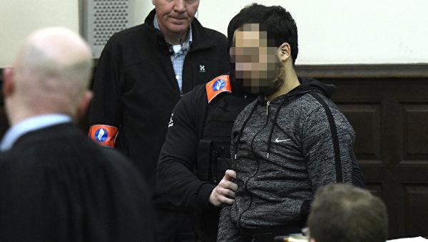 Главный подозреваемый по делу о терактах в Париже Салах Абдеслам