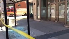 Наезд на пешеходов в Торонто. Видео