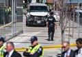 Наезд на пешеходов в Торонто. Полиция на месте ЧП