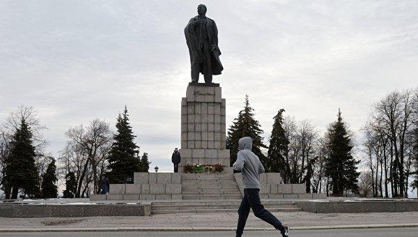 Площадь Ленина вУльяновске планируют переименовать вСоборную