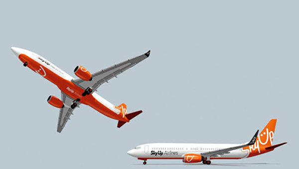 Украинская авиакомпания SkyUp