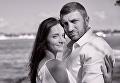 Анна Бессонова и Дмитрий Момот