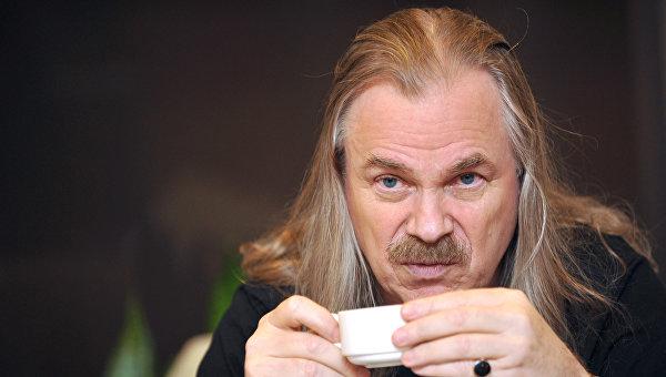Музыкант и композитор Владимир Пресняков
