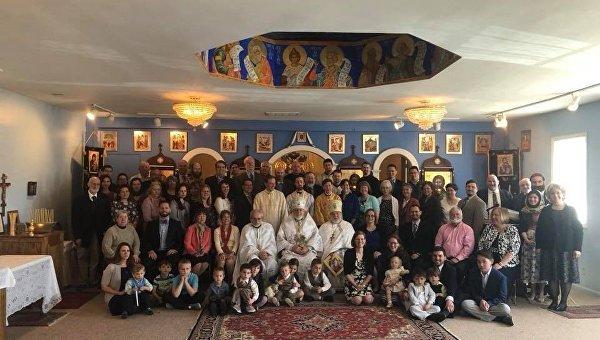 Украинская православная церковь США