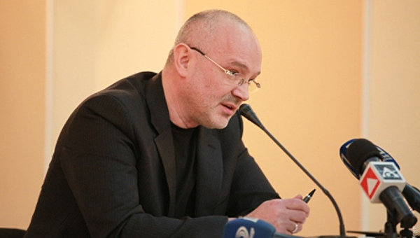 Исполняющий обязанности начальника управления развития потребительского рынка и защиты прав потребителей Одесского городского совета Сергей Машьянов