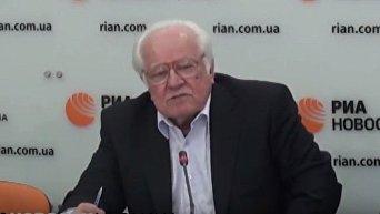Бывший глава Госатома Украины Георгий Копчинский о грабеже ядерной энергетики