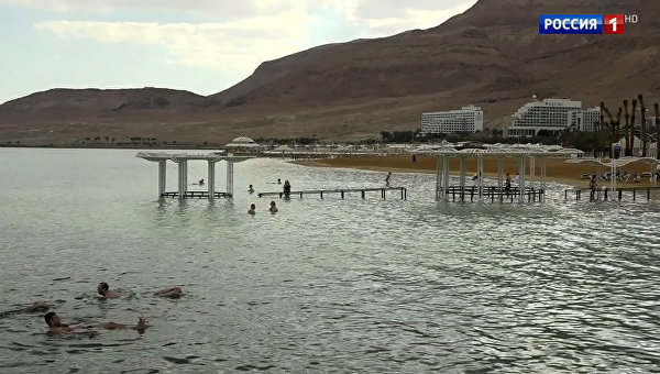 УМертвого моря погибли девять туристов