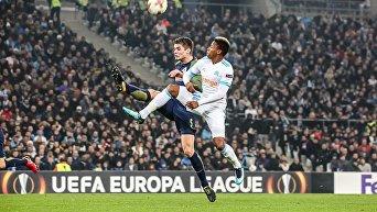 Матч 1/2 финала Лиги Европы Марсель - Зальцбург