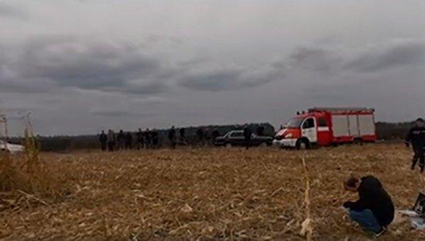 Убийство сотрудника полиции в Кировоградской области
