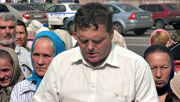 Православный общественный деятель Валентин Лукияник. Архивное фото