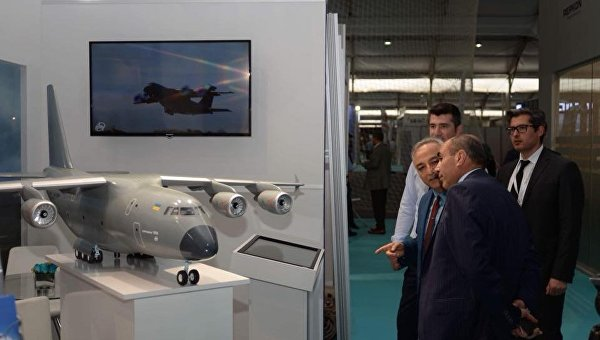 Проект самолета Ан-188 от ГП Антонов