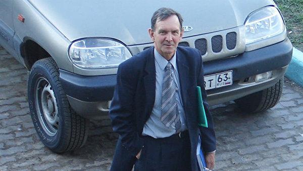 Валерий Иванович Доманский
