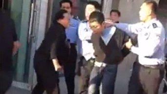 Полиция задержала убийцу, устроившего резню в китайской школе