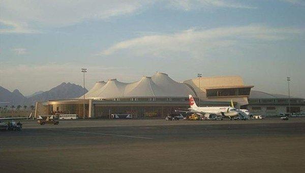 Аэропорт в Шарм-эль-Шейхе