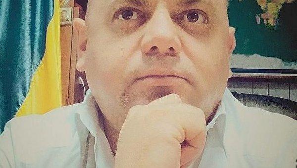 Появились подробности убийства начальника полиции в Херсонской области
