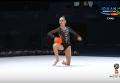 Серебряное выступление украинской гимнастки на этапе Кубка мира. Видео