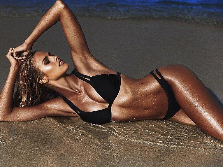 Австралийская модель и фотограф Натали Джейн Розер