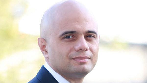 Саджид Джавид. Архивное фото