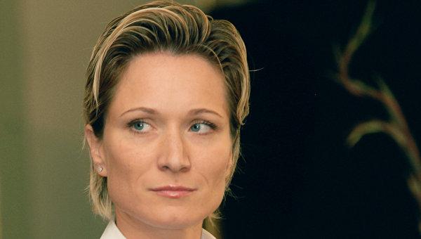 Олимпийская чемпионка Мария Киселева